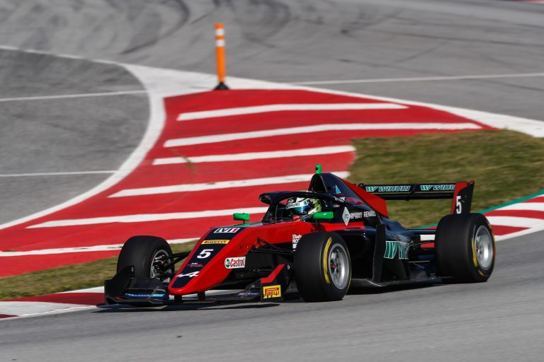 Barcelona – Test day 1: Pasma, Saucy and Quinn