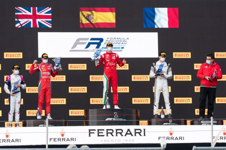 Imola, Race 1: Vidales conquers the first win of the season