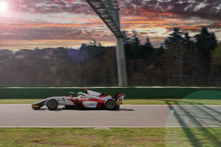 Formula Regional by Alpine ready with F1® in Imola