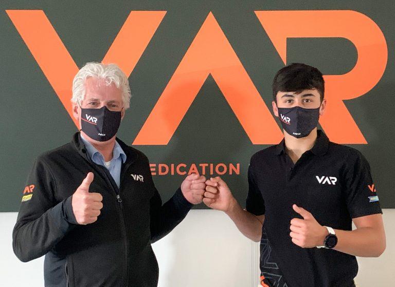Mari Boya signs with VAR for 2021 FRECA