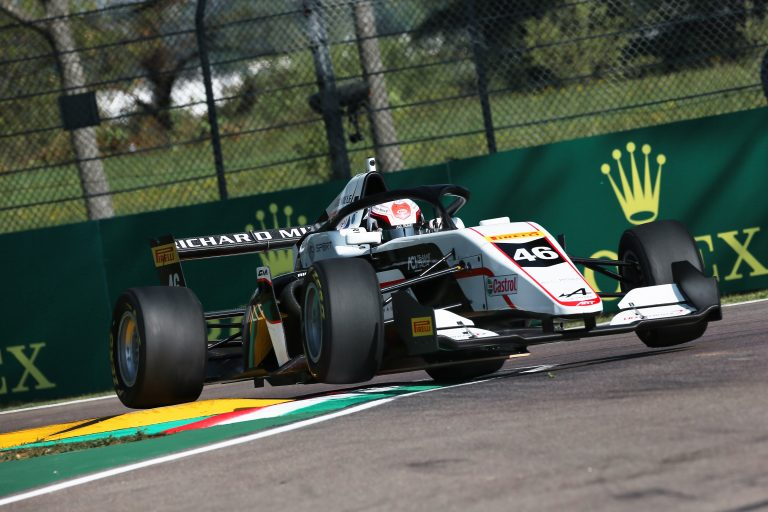 Imola, Free Practice, Minì, Saucy and Quinn in one tenth