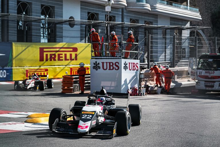 Monaco, qualifying: Maloney e Hadjar