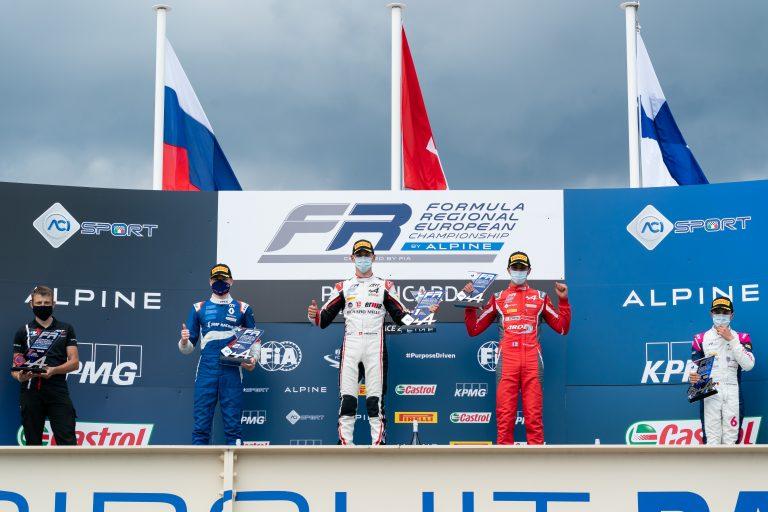 Paul Ricard, Race 2: Saucy, who else? Unlucky Minì and David, great Alatalo!