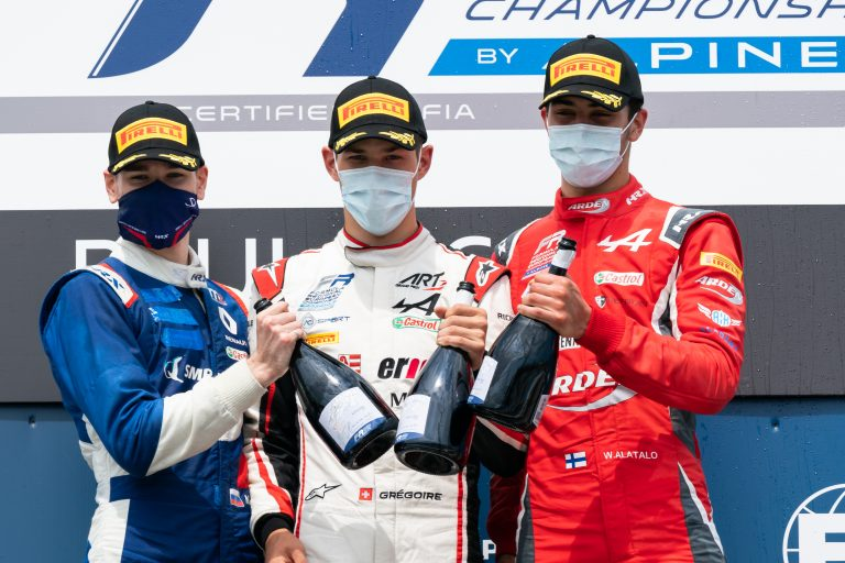 Paul Ricard, Race 2, report and final results