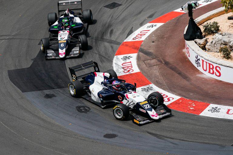 Monaco, Race 2: Maloney, Hadjar and David make R-ace GP absolute success