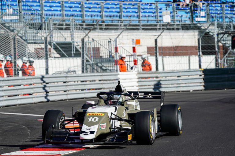 Monaco: Free Practice: David, Quinn, Minì
