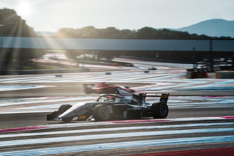 Paul Ricard, FP2: Saucy again and Minì follows