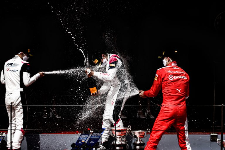 Monaco, Race 1 report