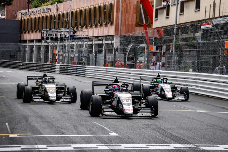 Monaco, Race 2 report