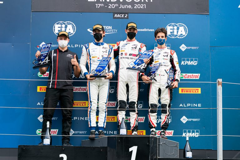 Zandvoort, Race 2: Saucy closes the perfect weekend