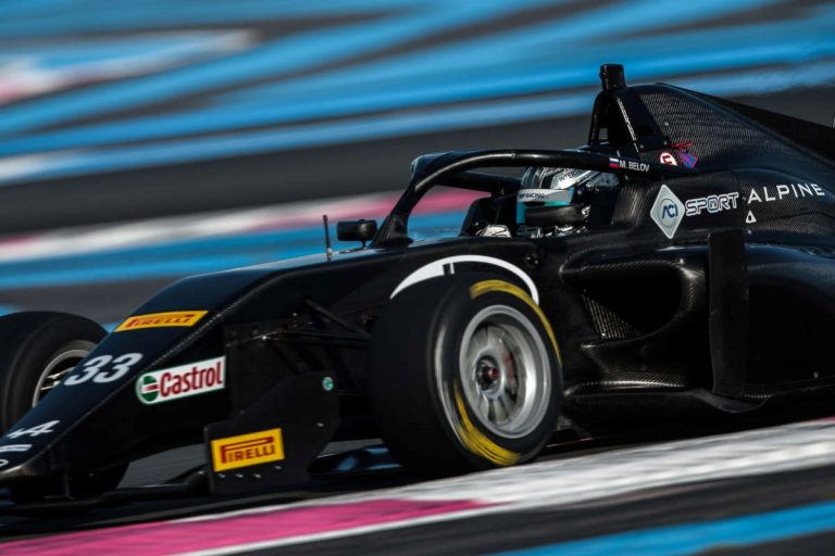 G4 Racing signs Michael Belov for the rest of the Formula Regional European Championship by Alpine season