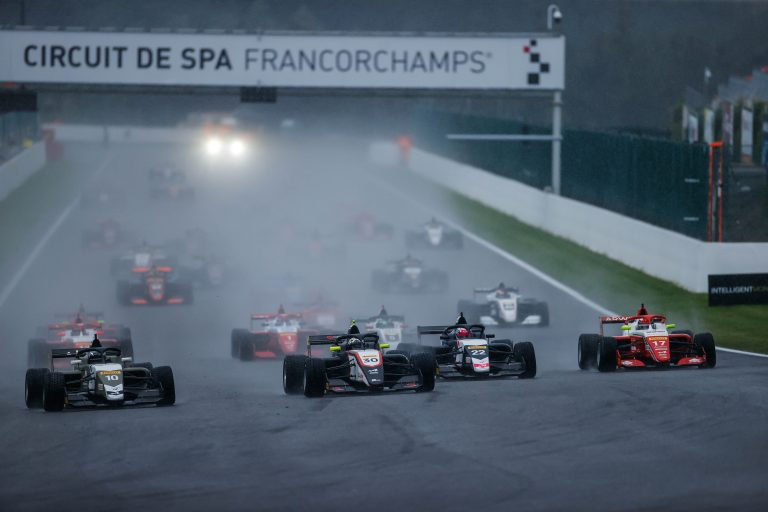 Spa-Francorshamps, Race 1 report: Belov huge, then David and Maloney