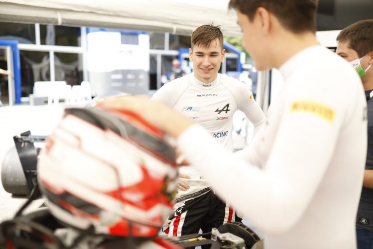 Spa Francorchamps – Collective tests 2: the first three do not change
