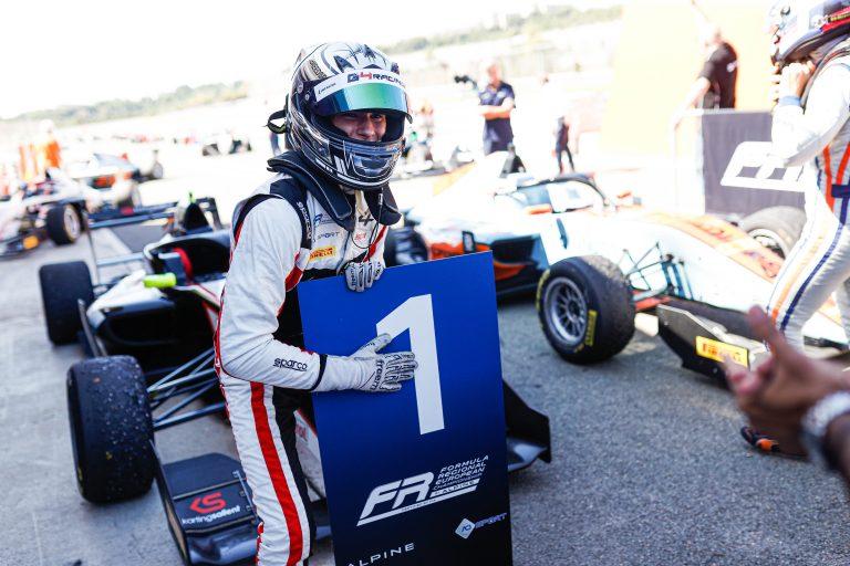 Valencia, race 2: Belov conquers a great win