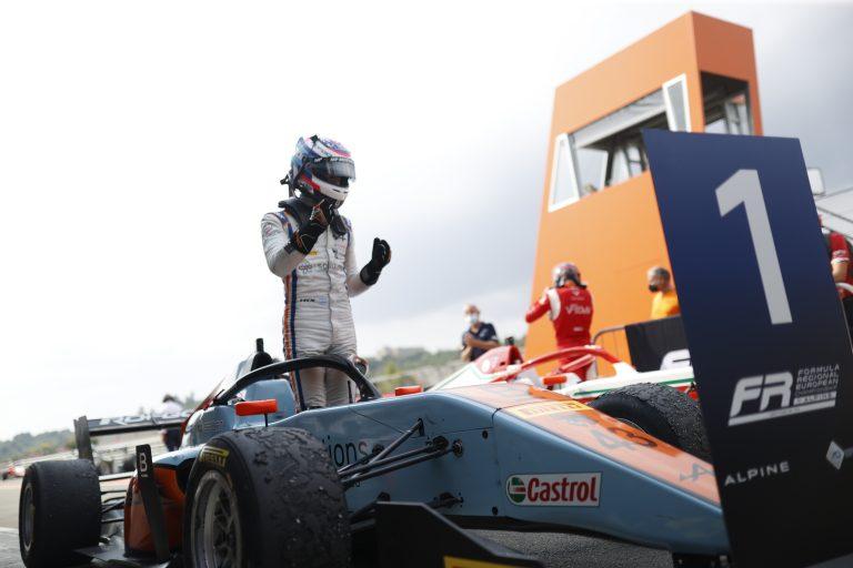 Valencia Race 1 report