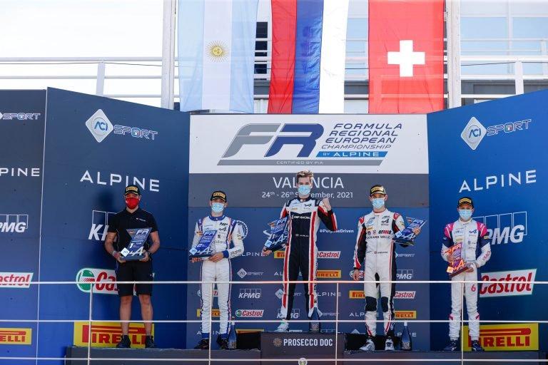 Valencia Race 2 report