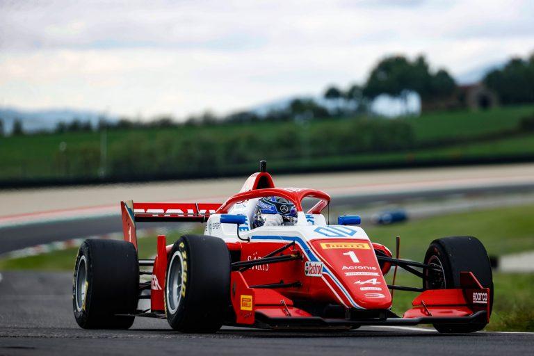 Mugello, QP2: Aron in pole again