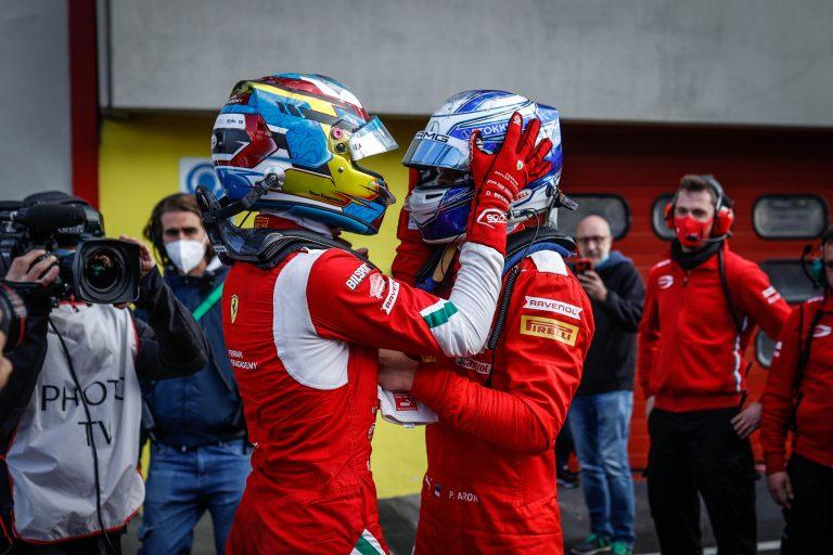 Mugello: Race 2 report