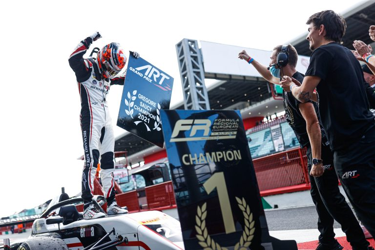 Mugello Race 1: Aron wins and Saucy is the Champion